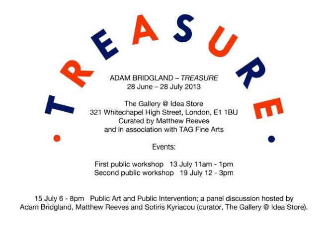 Treasure info:invite